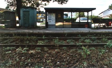 Bahnhof Bad-Empfing